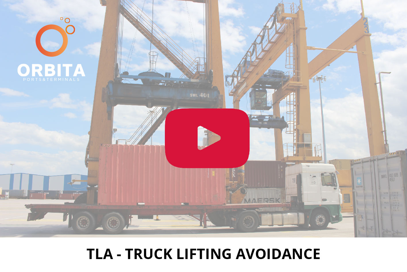 TLA- Truck Lifting Avoidance