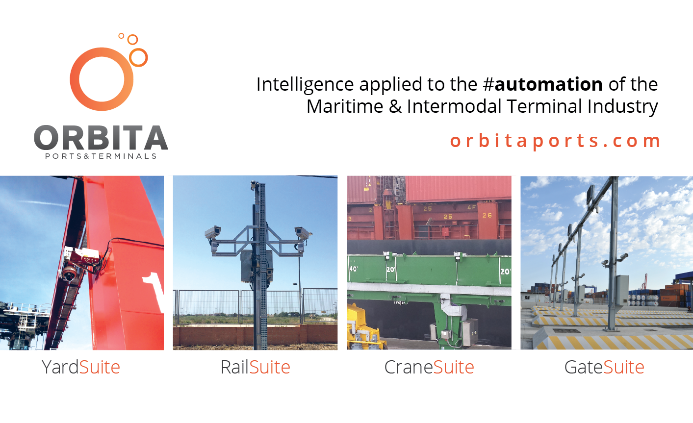 Visit orbita at TOC Europe 2019