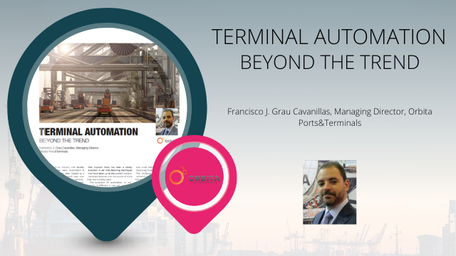 Terminal Automation: Beyond the Trend article by Francisco Grau